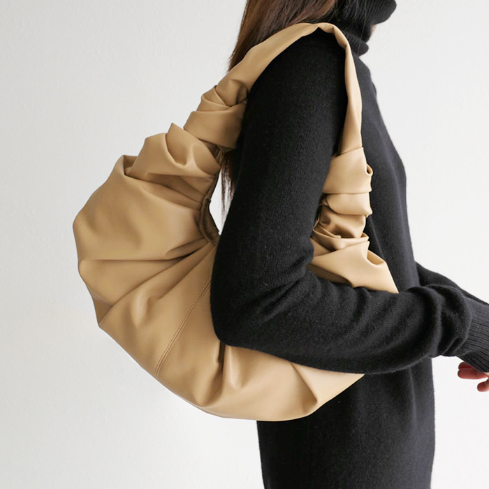 Large Croissant Shoulder Bag